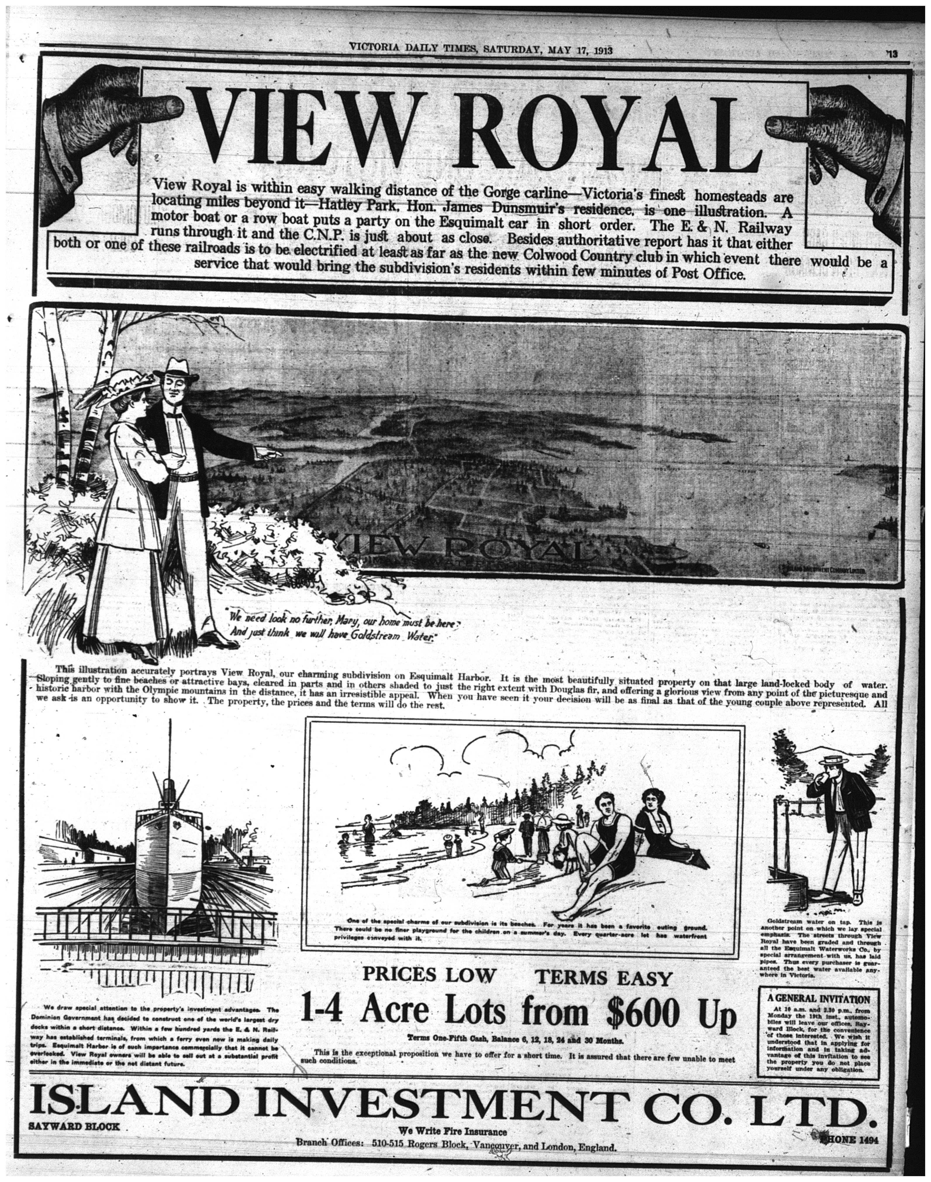"""""""View Royal"""""""