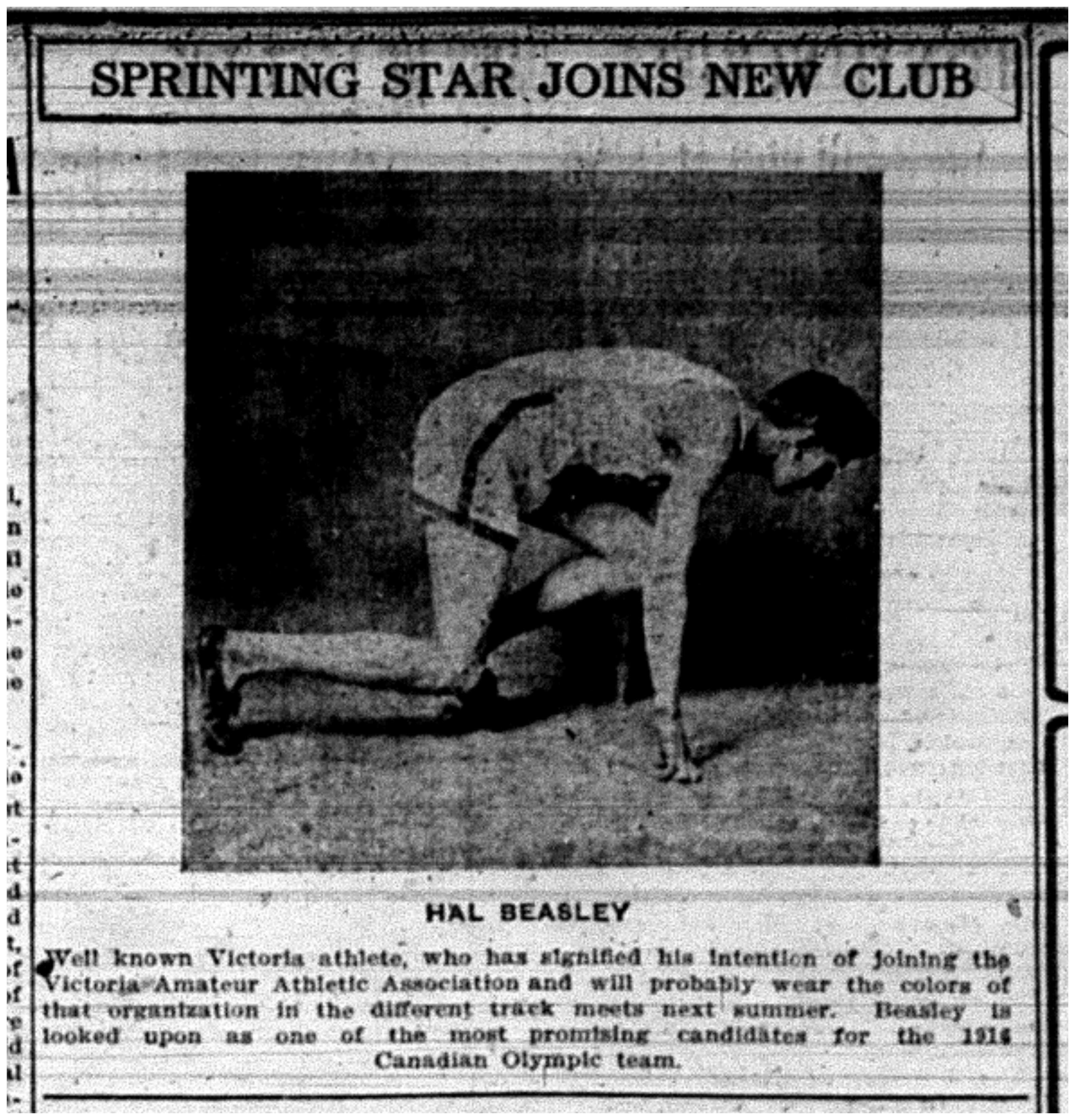 """""""Sprinting Star Joins New Club"""""""