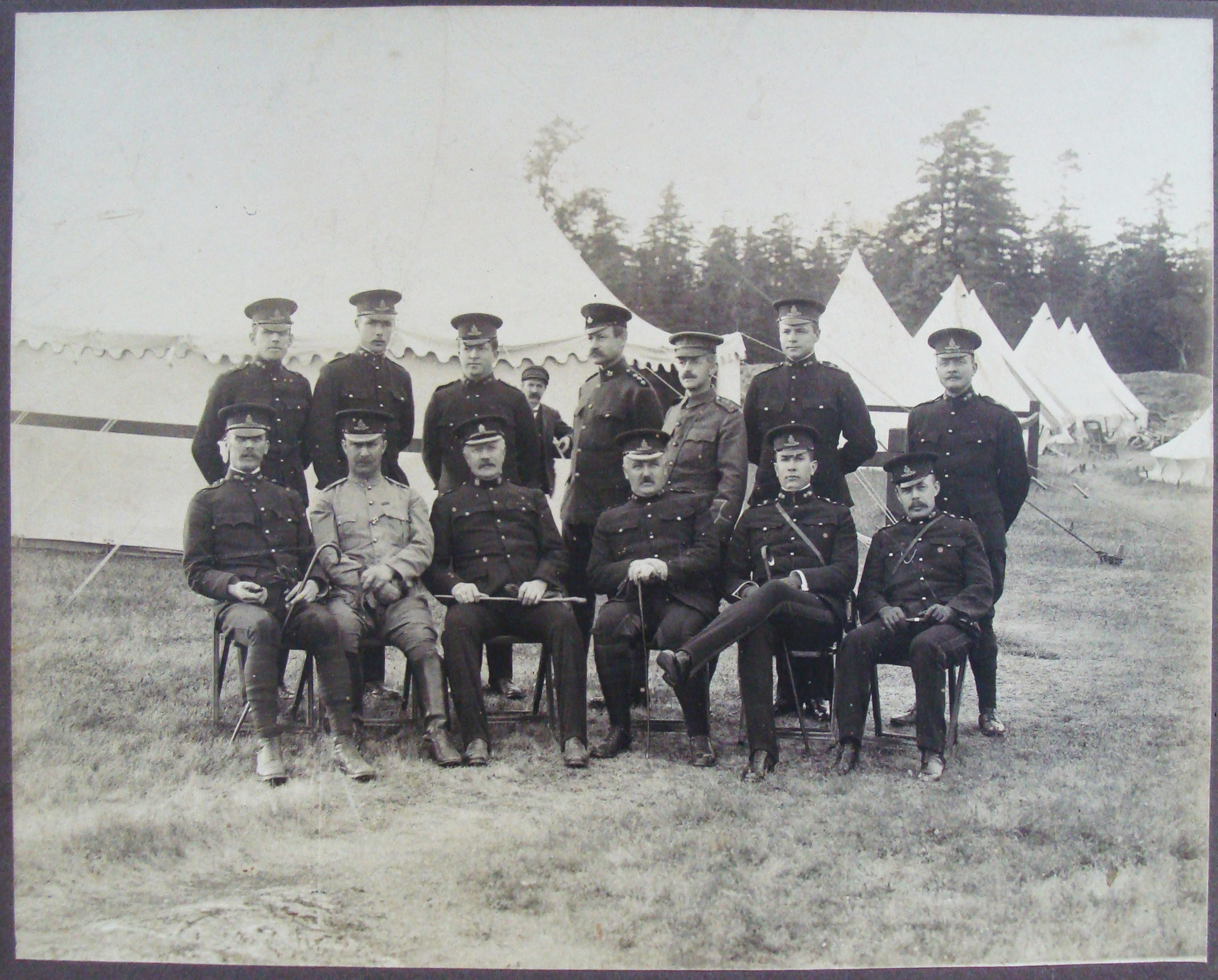 Arthur Currie in the 5th Regiment