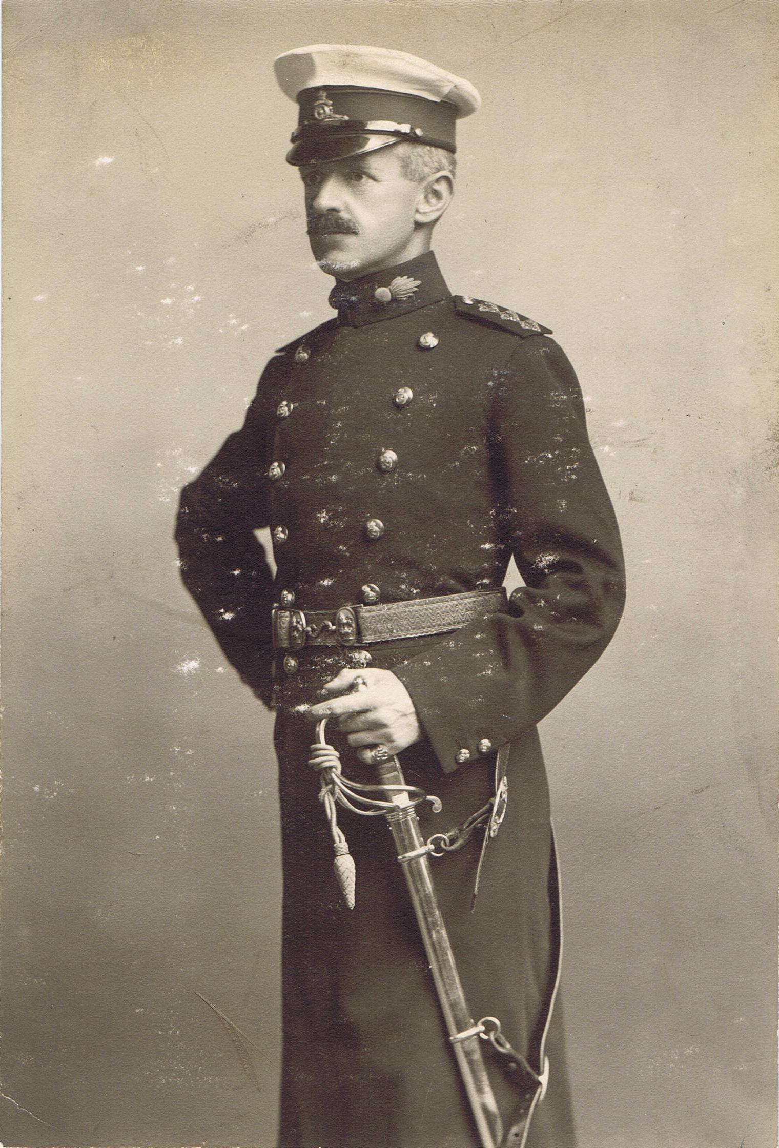 Captain R. Angus