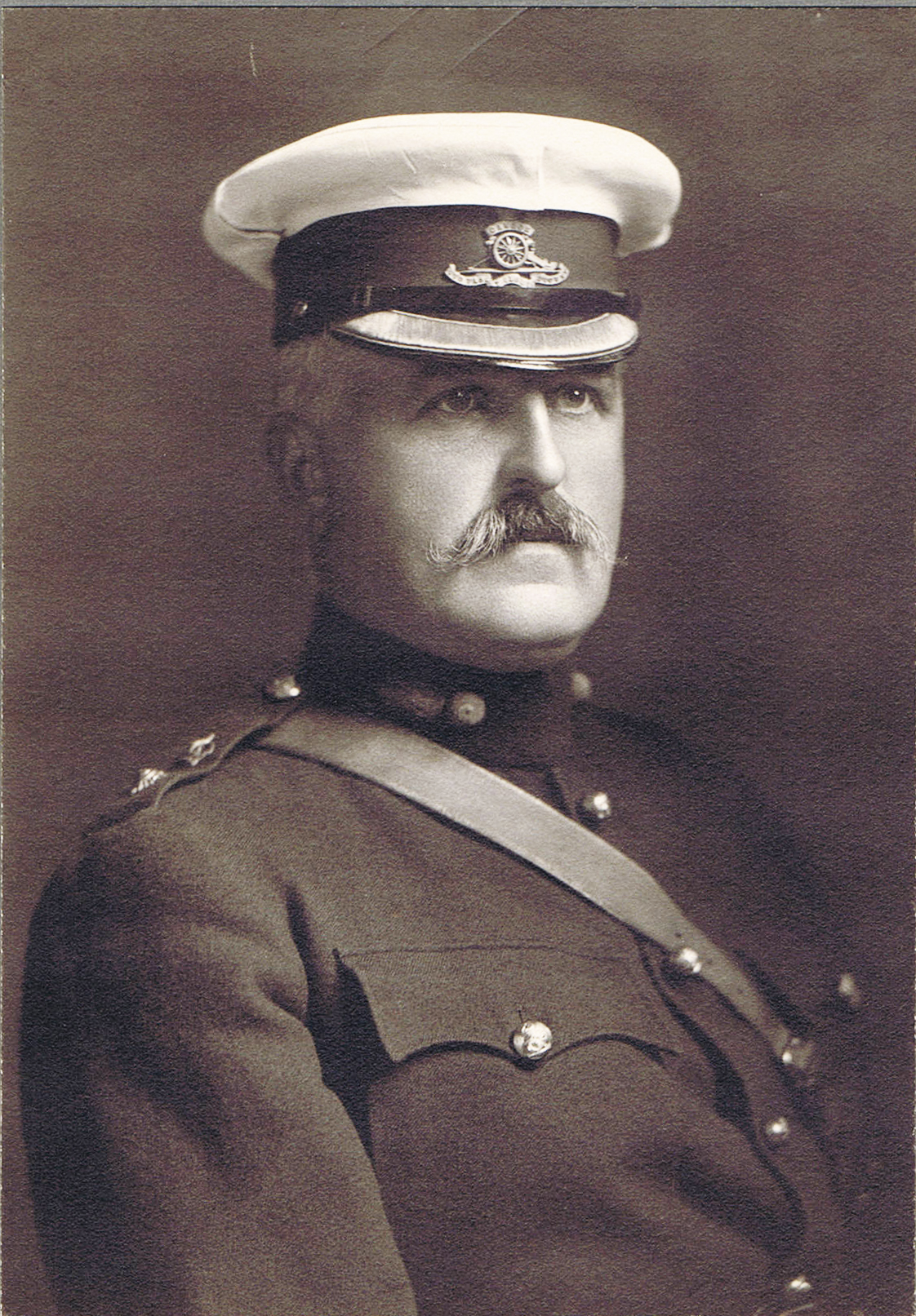 Lieutenant-Colonel J.A. Hall