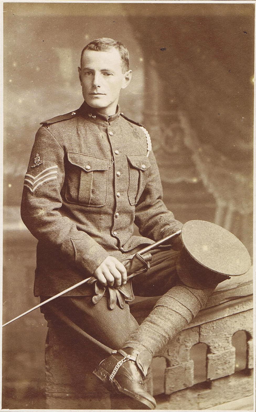 Sergeant Victor Zala