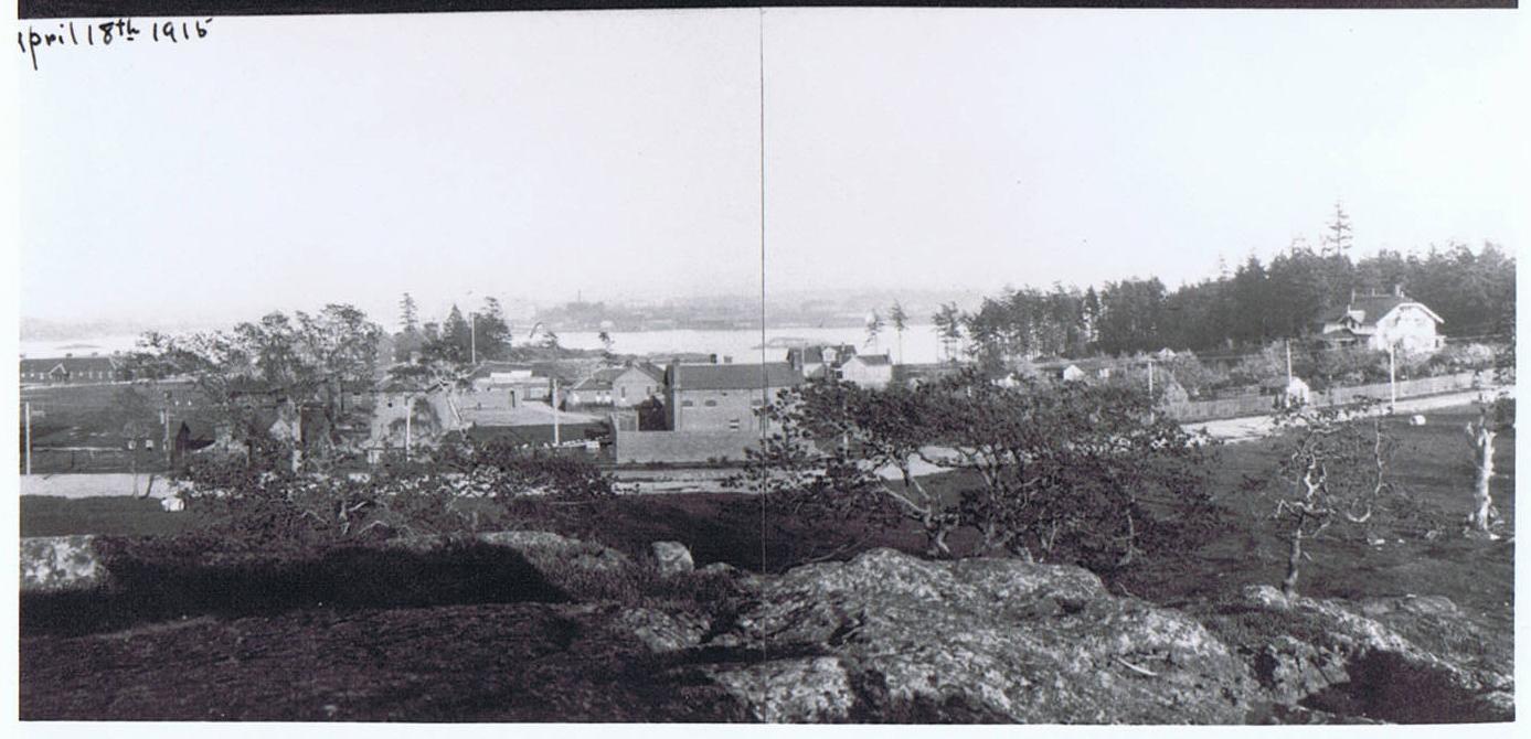Work Point Barracks