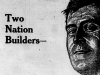 """""""Two Nation Builders"""""""