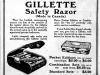 """""""Gillette Safety Razor"""""""