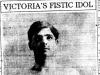 """Victoria's Fistic Idol"""
