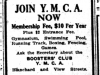 """Join Y.M.C.A. Now"""