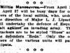 """""""Militia Manoeuvres"""""""