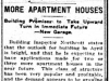 """More Apartment Houses"""