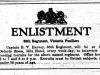 """""""Enlistement"""""""