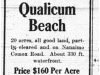 """Bargain - Waterfront Acreage"""