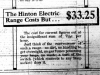 """The Hinton Electric Range"""