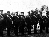 """Members of 5th Regiment Who Left Yesterday for Valcartier Camp"""
