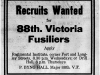 """Recruits Wanted"""