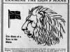 """""""Examine the Lion's Mane"""""""