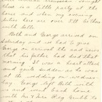 The diary of J.C. Barnacle, the headmaster of University School, intersperses news from the war with news from school. Source: Courtesy of The Wilson Archives, St. Michaels University School. Date: March 1915