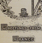 A Card from the 9th Battalion Canadian Railway Troops