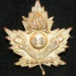 88th Victoria Fusiliers